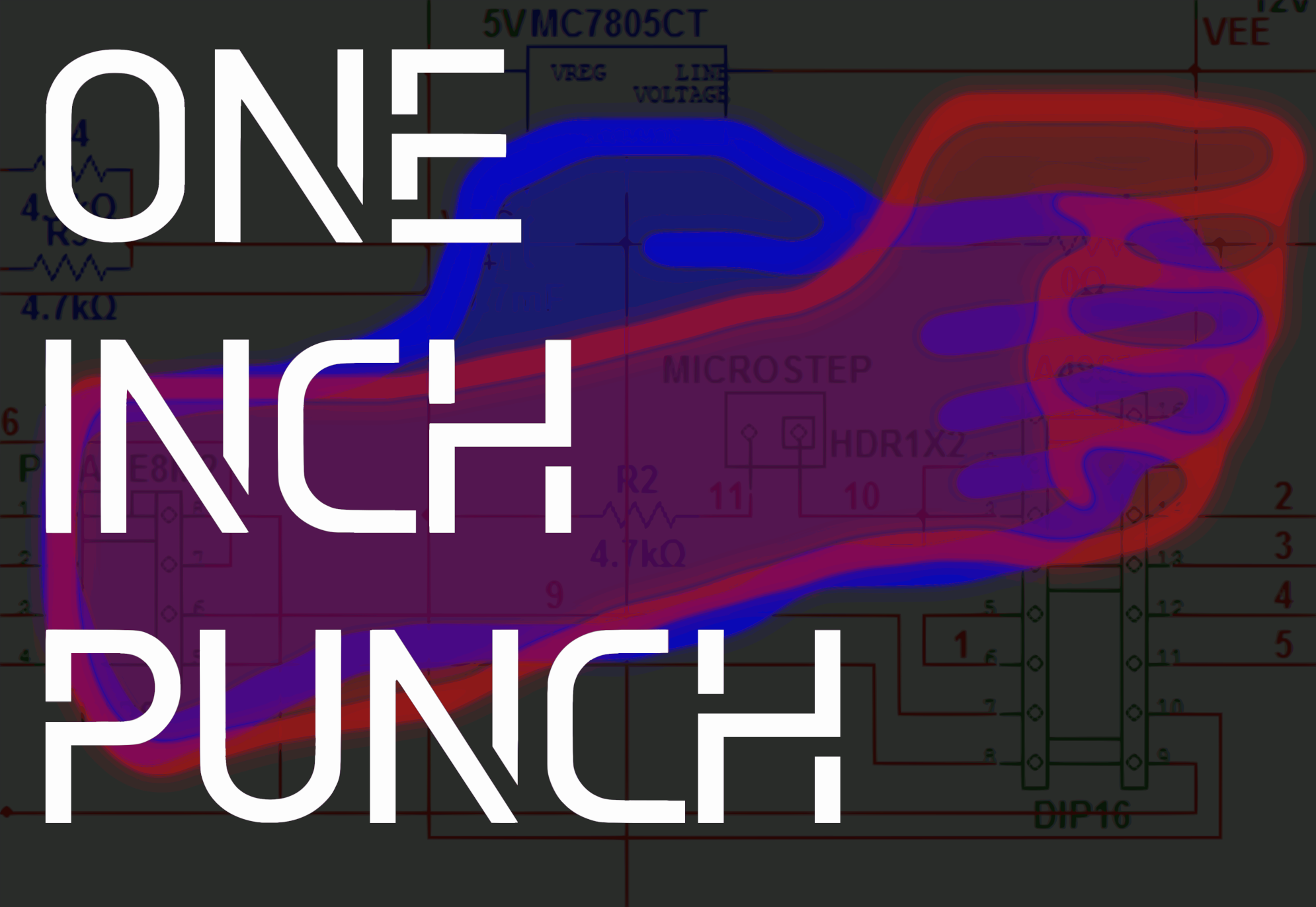 The One Inch Punch Logo